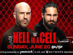 Seth Rollins Defeats Cesaro at 2021 WWE Hell in a Cell - News Update
