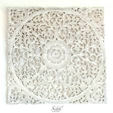 carved wood wall art panels rustic antique wood carving wall art hanging carved decorative lotus wood