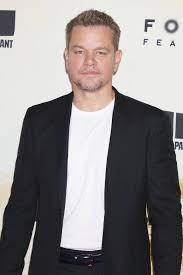 Matt Damon's Daughter Made Him Stop ...