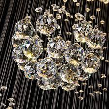 extra length 5 meter crystal long drop