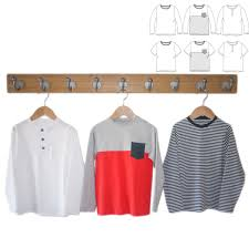 T Shirt Sewing Pattern Simple Decorating Ideas