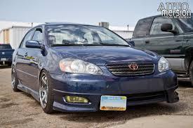 AUTOmersion Blog: Mini-Feature: 9th Gen Toyota Corolla