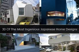 Small Picture 30 Of The Most Ingenious Japanese Home Designs Presented on