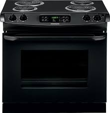 30 inch drop in electric range. Wonderful Drop Frigidaire FFED3015PB 30 Inch Dropin Electric Range With Multiple Broil  Options And ReadySelect Controls SelfClean 4 Coil Elements 46 Cu Ft With Drop In S