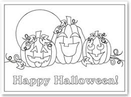 42 Free Halloween Coloring Pages Printables Easy Halloween Coloring