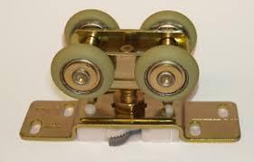 old pocket door rollers pictures