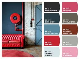Industrial Paint Colour Chart Industrial Color Palette Inspiration Chip It By Sherwin