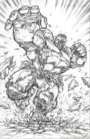 Small Picture Hulk 2 Furious By Pant Coloring Page Free Hulk Coloring Pages
