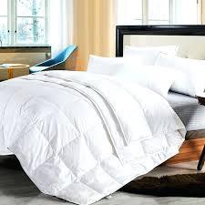 duvet insert full. Down Duvet Insert Peter Four Seasons White Goose Comforter Blanket Cotton Shell Twin Full . E