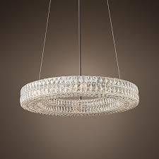 best modern round chandelier modern vintage luxury k9 crystal chandelier lighting round cristal