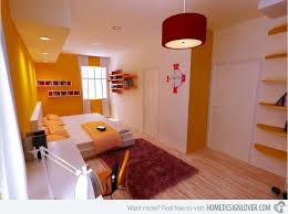 Small Picture 15 Zesty Yellow Bedroom Designs Home Design Lover