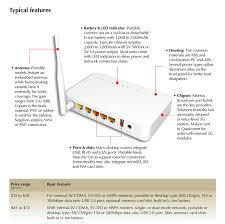 hspa m2m capability enrich 3g router selection