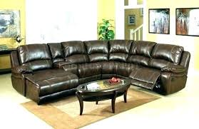 raymour and flanigan leather sofa and leather sofa and recliner sofa recliners leather couch ling sectional