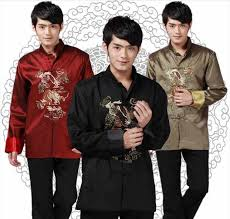 Detail Feedback Questions about <b>Tang suit Chinese Traditional</b> ...