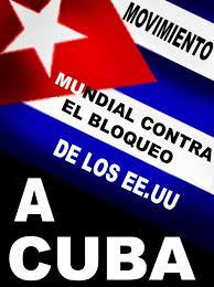 Crece rechazo al bloqueo contra Cuba