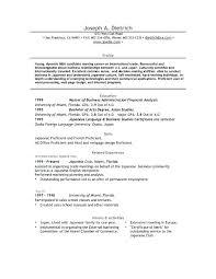 Resume Templates For Mac Word Resume Template Mac Template Resume