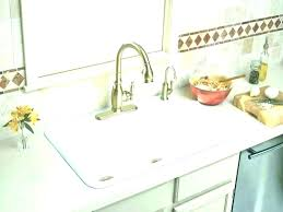 cast iron porcelain sinks sink cleaner with kitchen white cleaning old fix scratches enamel drainboard