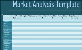 Competitor Analysis Template Xls Get Free Marketing Competitive Analysis Template Excel Xls