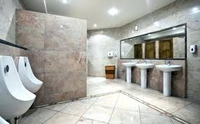 commercial bathroom lighting design interior photos light ings