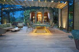 custom outdoor patio table and lighting pacific outdoor living is proud to