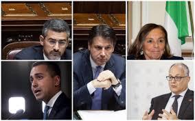 I nuovi ministri del nuovo Governo Conte bis. FOTO