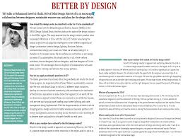 Better By Design Better By Design Tecom Group