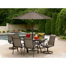 furniture harrison piece dining set fantastic patio dining set clearance comfortable slate grey rst brands