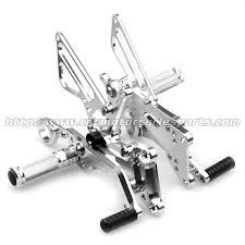 cnc milling motorcycle rear sets motorcycle parts motorcycle footpegs