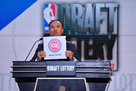 Detroit Pistons draft lottery results ...