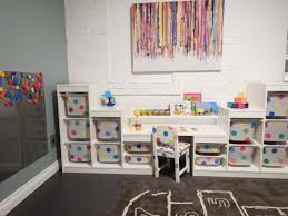 Fresh ikea hack playroom coat of paint trofast storage system sundvik an  train u activity table