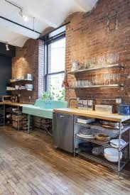 Astor Place | New York | One Fine Stay. Urban IndustrialIndustrial KitchensIndustrial  StyleCommercial Kitchen DesignOpen ...