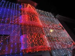 30 feet 9m rice home decoration lighting for diwali marriage