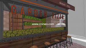 Pizza Shop Interior Design Pizza House Pizza Hut Pizza Shop Project 3d Design Pizza Equipment List 3d Animation
