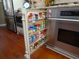 Kitchen Spice Storage Kitchen Cabinets Decorative Pull Out Spice Storage Buy Cabinets
