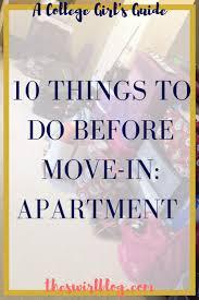 Best  College Girl Apartment Ideas On Pinterest - College apartment ideas for girls