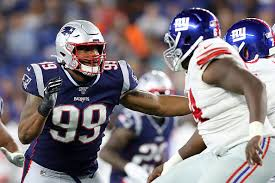 Report: Patriots DT Byron Cowart tests positive for COVID-19