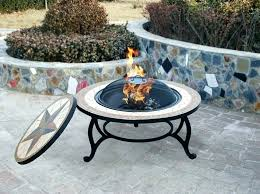 tabletop firepit table top propane fire pit round home depot pits diy outdoor