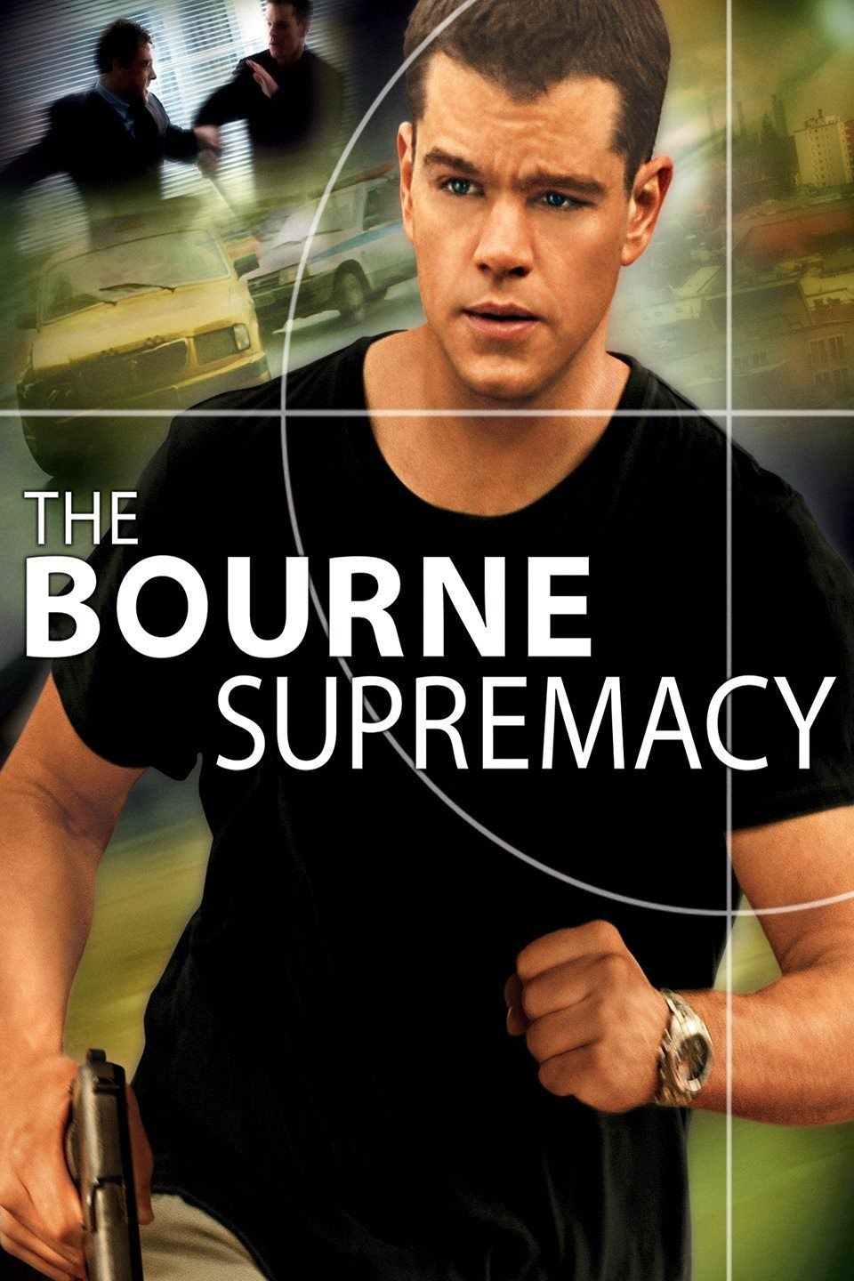 The Bourne Supremacy (2004) Dual Audio {Hindi-English} 480p| 720p| 1080p