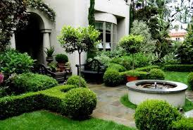 Modern Backyard Design Property Simple Design Ideas