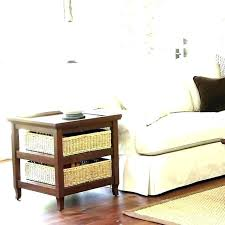 coffee table with baskets coffee table with basket coffee table with basket storage next coffee table