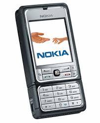 Nokia 3250 mobile phone