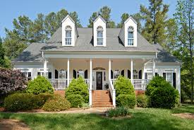 Exclusive Home Design Plans From Classic Colonial Homes - Houseplans.com