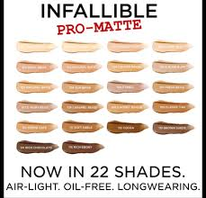 Loreal Paris Infallible Pro Matte Blendable Foundation Oil