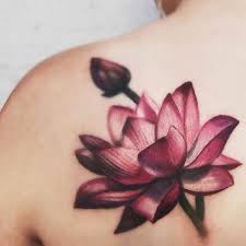 Lotus Flower Tattoo Female Lotus Tattoos Designs With Meaning