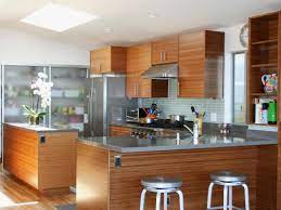 Bamboo Kitchen Cabinets Pictures Ideas Tips From Hgtv Hgtv