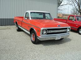 Mike's Classic Trucks--1970 Chevy C10 CST