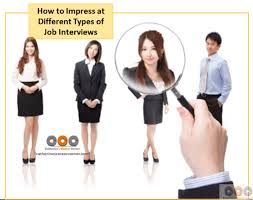 Different Types Of Job Interviews How To Impress At Different Types Of Job Interviews Catherines