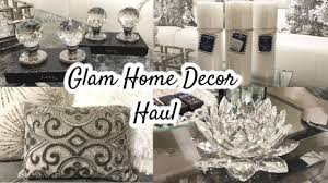 Small Picture Glam Home Decor Haul HomeGoods Haul GIVEAWAY YouTube