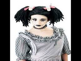 gothic ragdoll costume