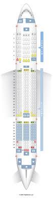 Boeing 787 8 Dreamliner Seating Chart Seatguru Seat Map Tui Uk Seatguru
